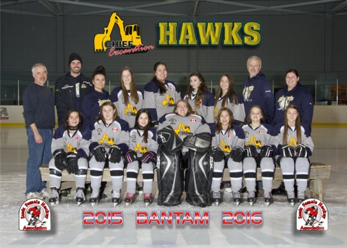 HAWKS Hockey Team