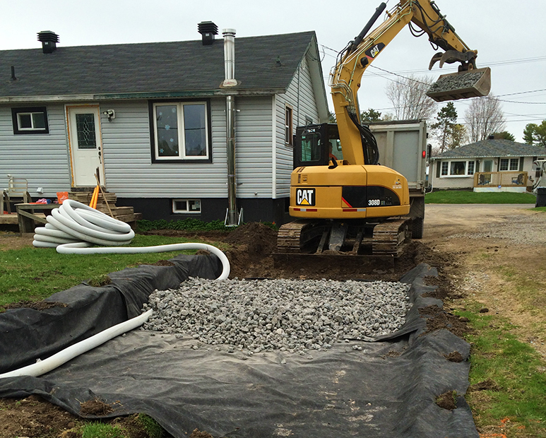 Residential Excavation Sault Ste. Marie